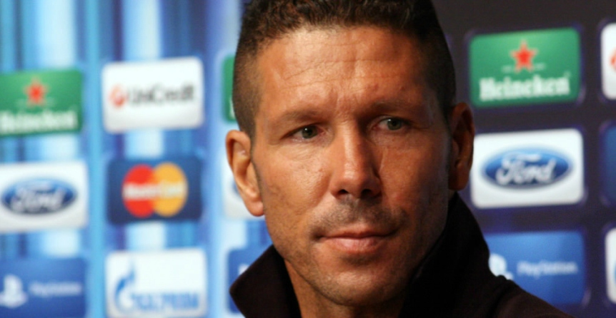 Atletico Madrid manager Simeone signs new deal