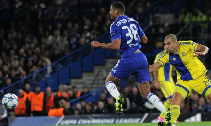 Loftus-Cheek won't let injury dampen positives from Englandbow