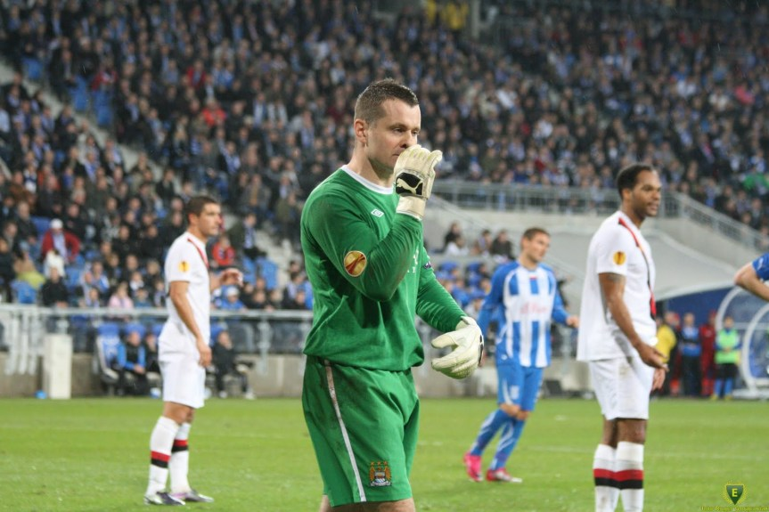 Shay Given's seven favourite PLgoalkeepers