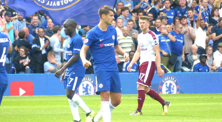 Morata did consider leaving Chelsea in the summer