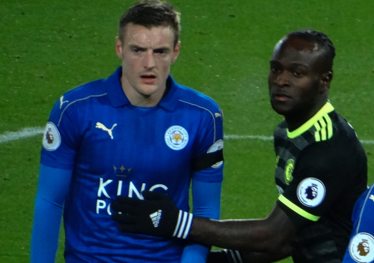 Jamie Vardy is no longer having a party