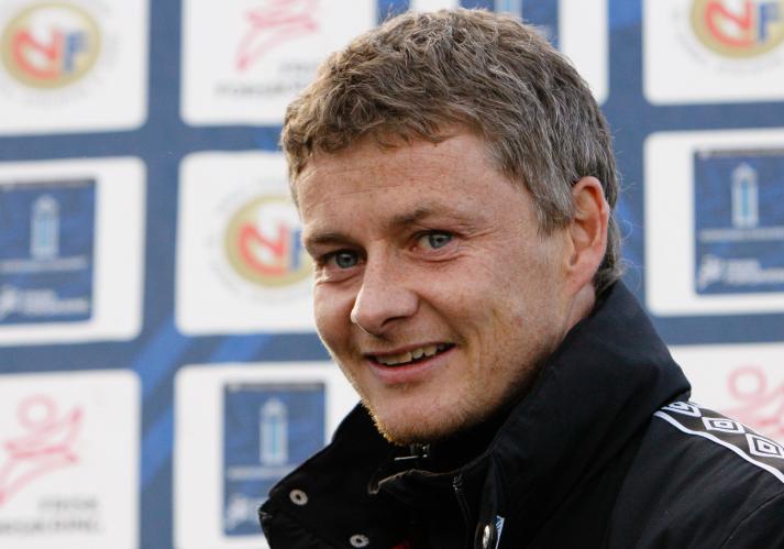 Man Utd unveil club legend Solskjaer as caretakermanager