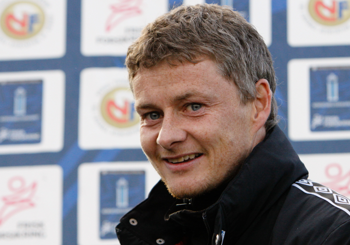 Man Utd unveil club legend Solskjaer as caretaker manager